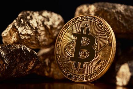 Bitcoin digtales Gold