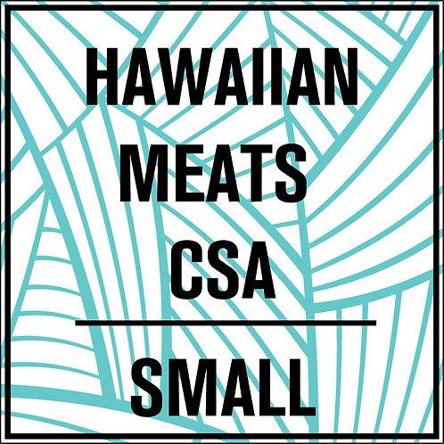 Hawaiian Meat CSA - Small