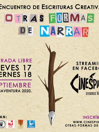OTRAS FORMAS DE NARRAR