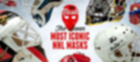 Seven Most Iconic NHL Masks