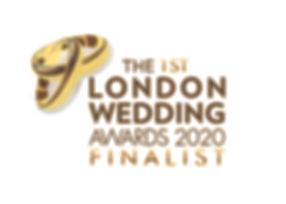 The London Wedding Awards 2020 - Finalis