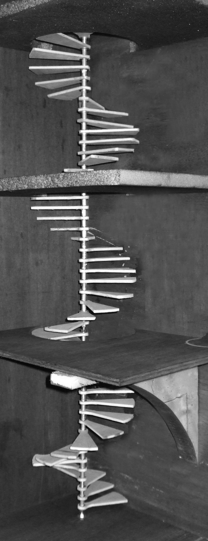 Escalier héllicoidale
