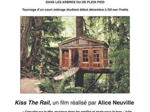 Petite cabane dans les arbres