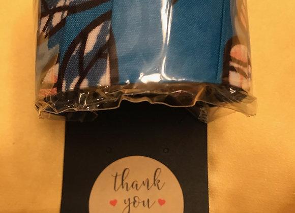 Fabric Wrapped Bracelets