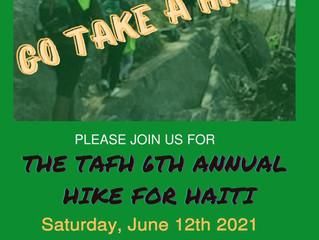 Hike for Haiti 2021