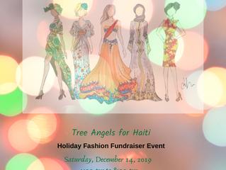 TAFH Fashion Show! - 2019 Christmas Fundraiser