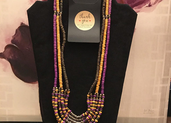 Sudanese Beaded Necklace