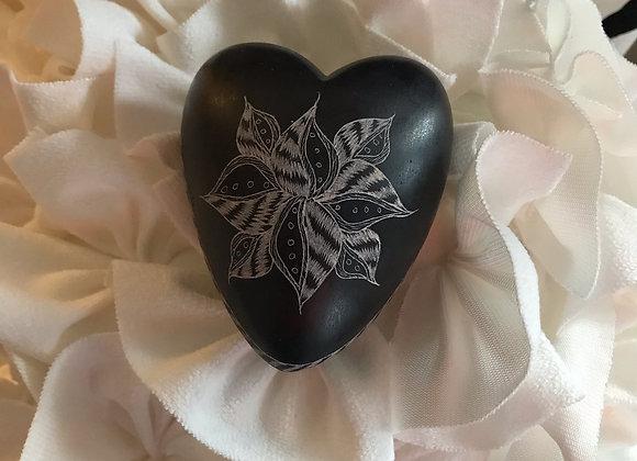 Stone Heart - Ebony Heart