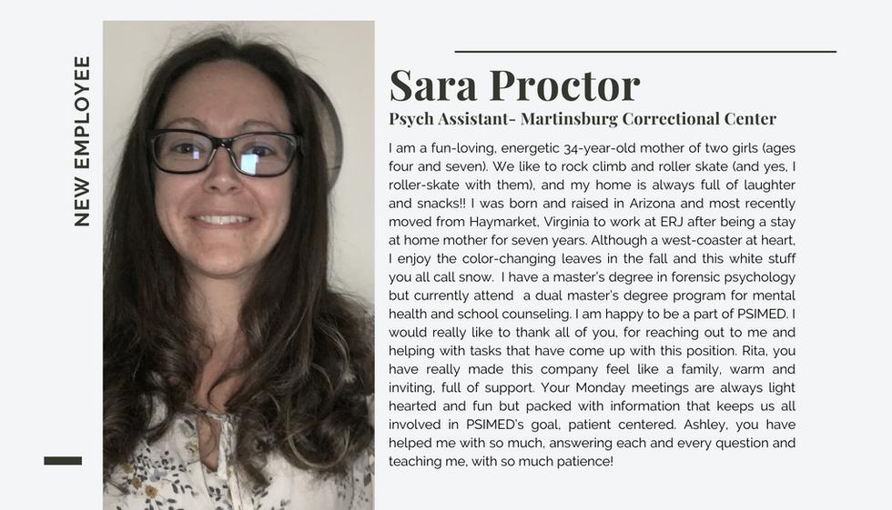 Sara Proctor
