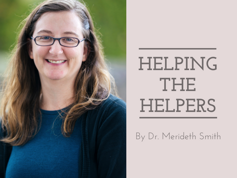 Helping the Helpers