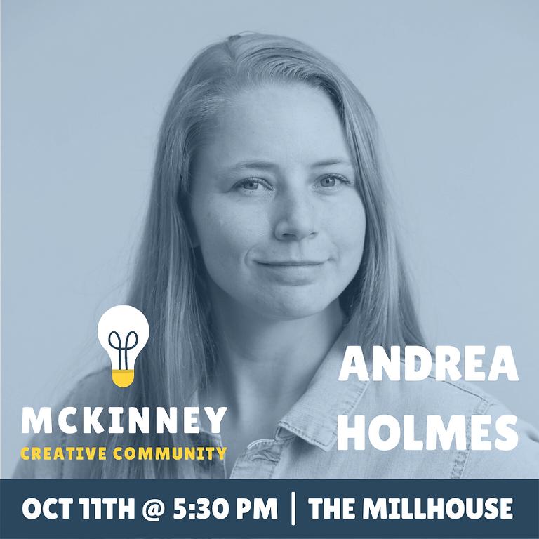 October 2021 McKinney Creative Community Meeting