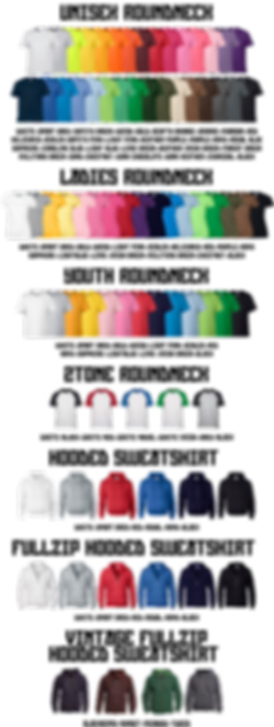 Type of Apparel