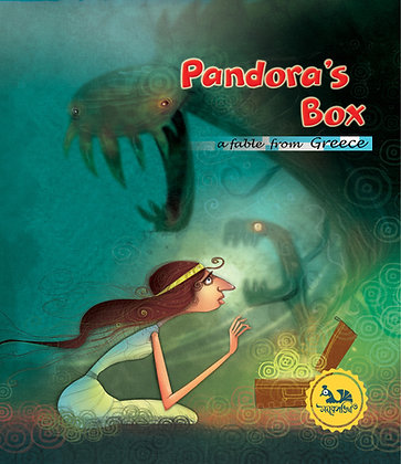 Pandora's Box  : Fable From Greece