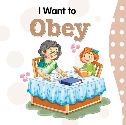 I Want to Obey