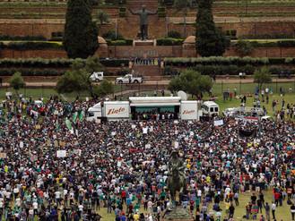 SA's great show of unity