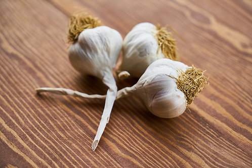 Organic Garlic Clove