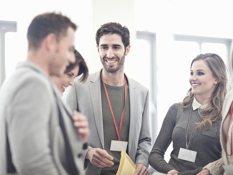 How to work networking, and make it work for you.