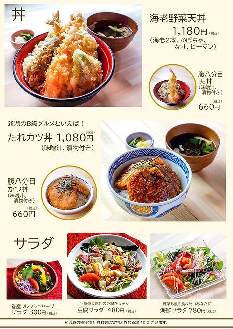 じょんメニュー2009 丼・サラダ.jpg