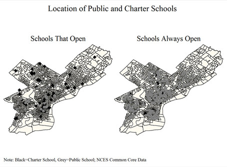Do Schools Cause Crime in Neighborhoods?  Evidence from the Opening of Schools in Philadelphia