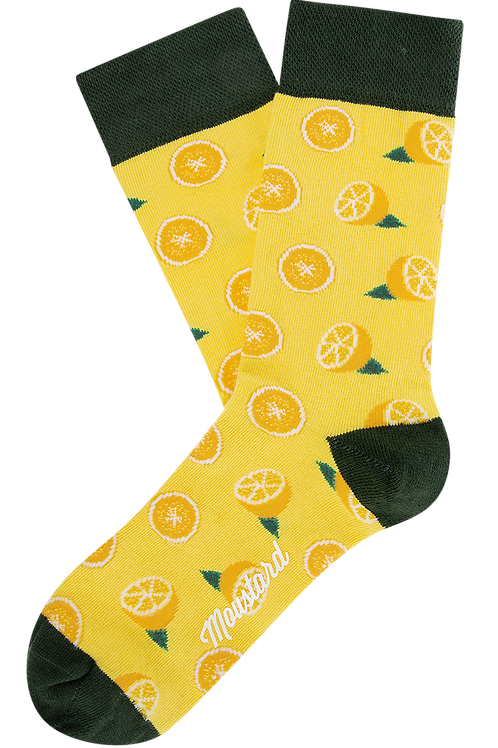 Lemon - Moustard