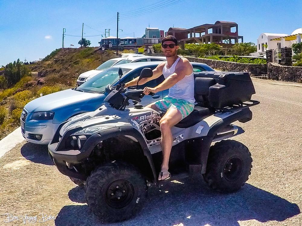 Satorini ATV Rental