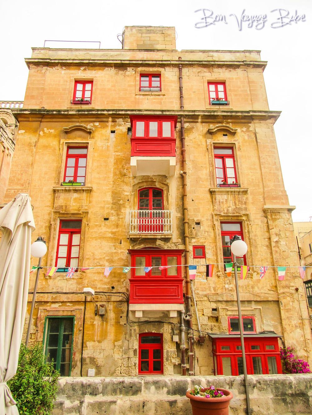 Valletta Malta Architecture and Design