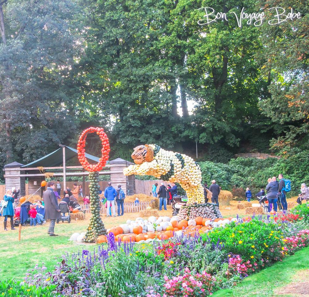 Ludwigsburg Pumpkin Fest 2016 Circus Theme