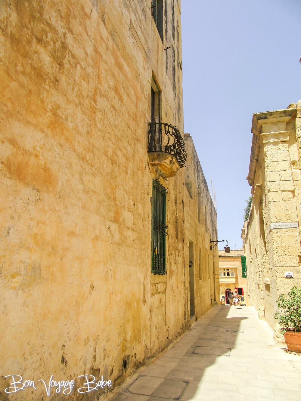 Mdina Malta Silent City