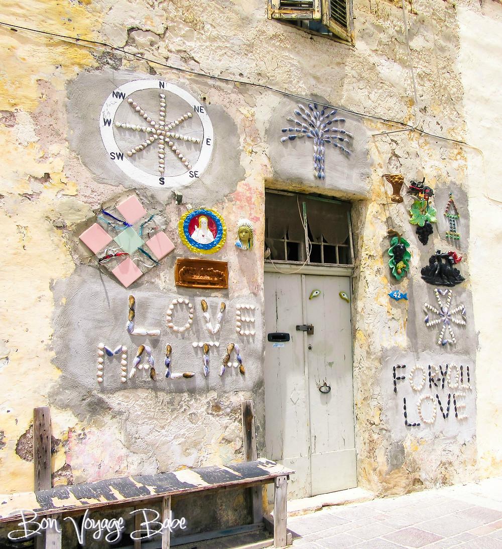 Local art in Malta