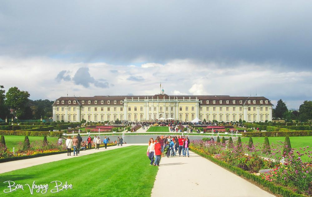 Ludwigsburg Germany Palace