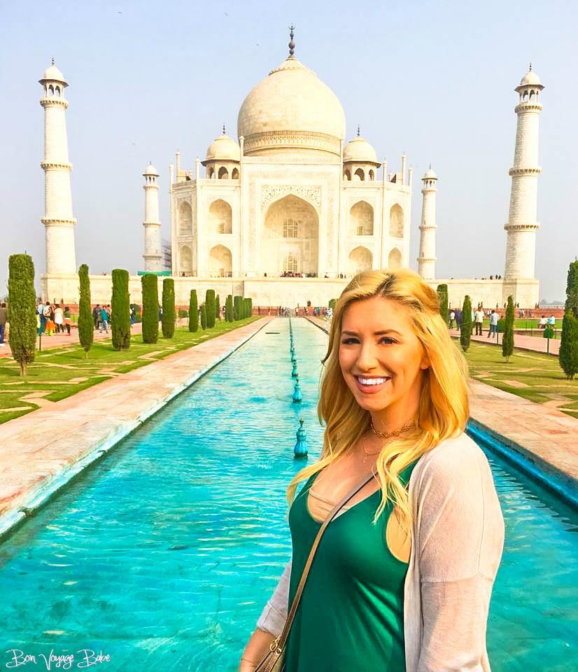 Bon Voyage Babe India