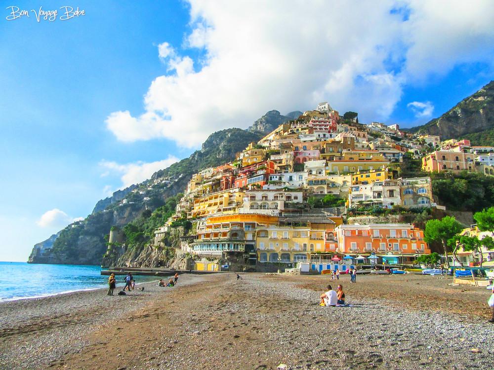 Almafi Coast Italy