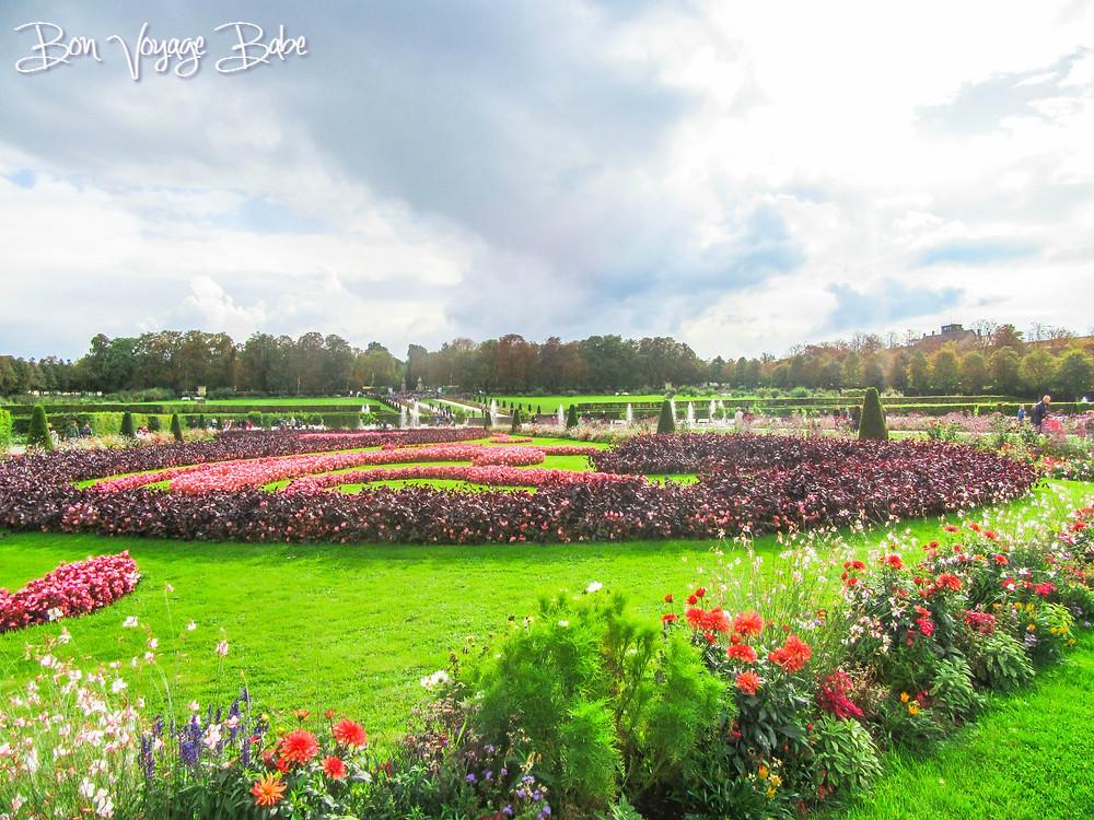Ludwigsburg Germany Palace Gardens