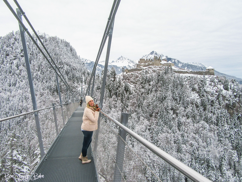 Highline 179 Suspension Bridge Austria
