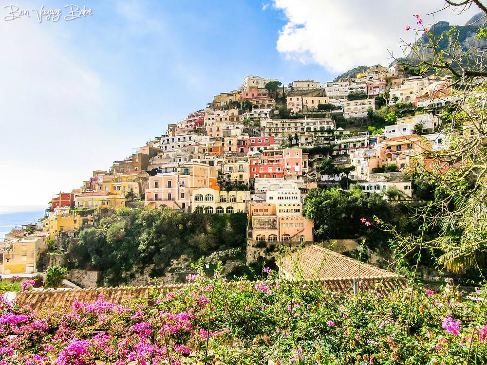 Positano Italy Image