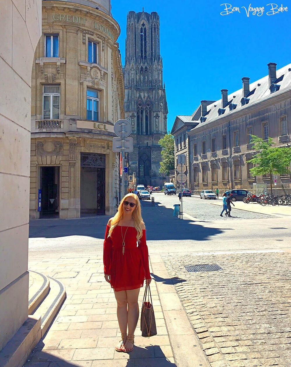 Visit Reims France