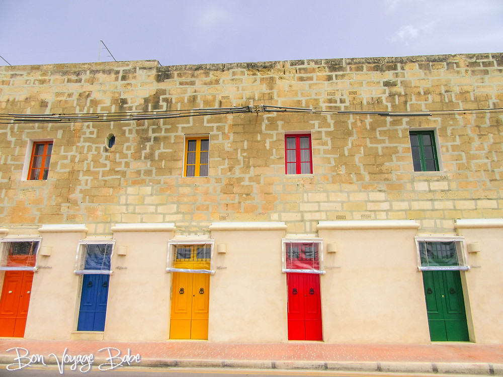 Valletta Malta Architecture