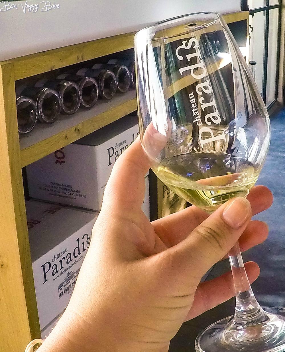 Wine Tasting Provence