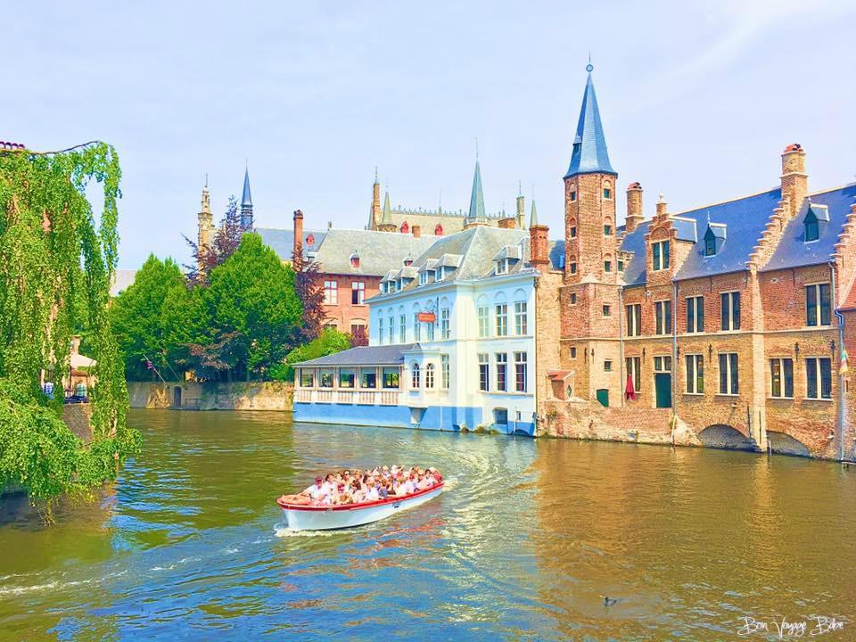 Activities in Brugge