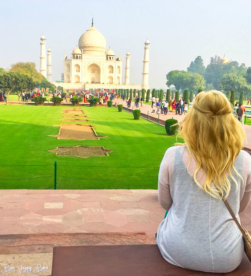 What to wear at Taj Mahal