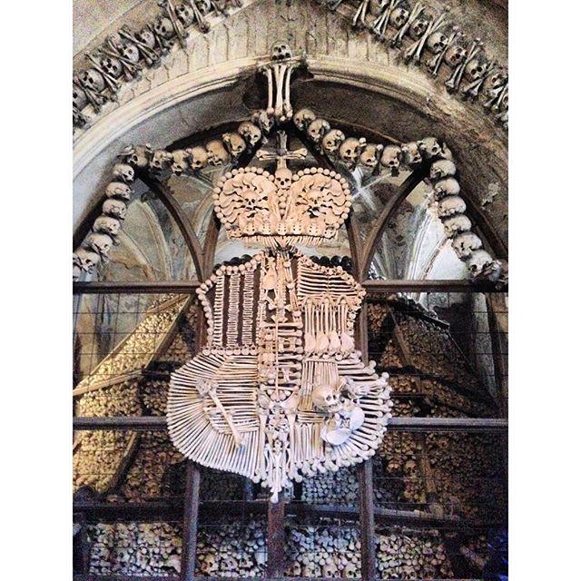 Bone Church Czech Republic