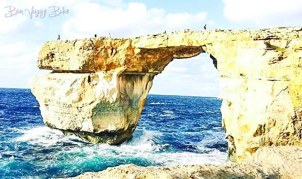 Azure Window Gozo, Malta