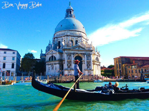 Venice Vacation: Boats + Bellinis