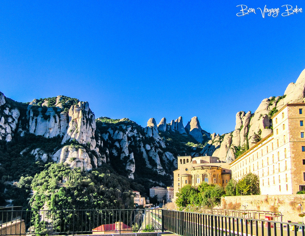 Day trips from Barcelona Spain
