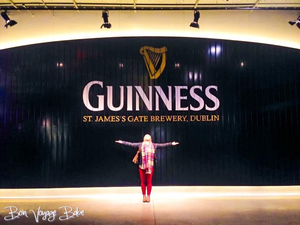 Dublin Ireland  Guinness Storehouse