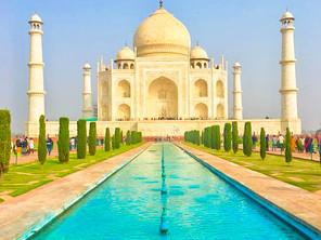 Agra, India part I: Timeless Love at the Taj Mahal