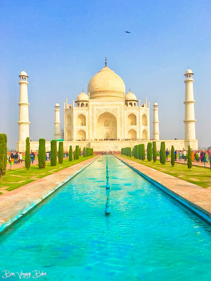 Taj Mahal Travel Tips