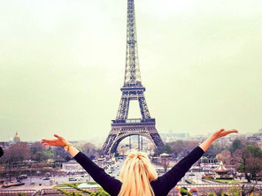 Paris Part 1: The City of Lights & Sights