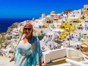 Splendor in Santorini