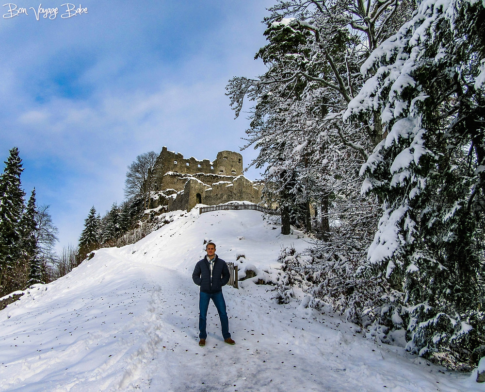 Ehrenberg Castle Reutte Austria